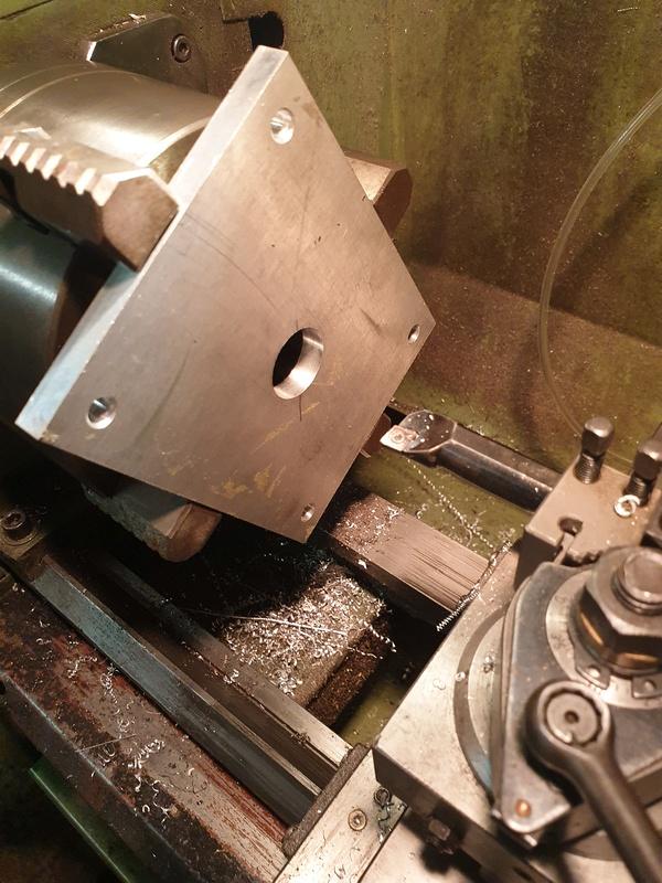 """Retrofit"" scie à ruban métal , type BS128 015"