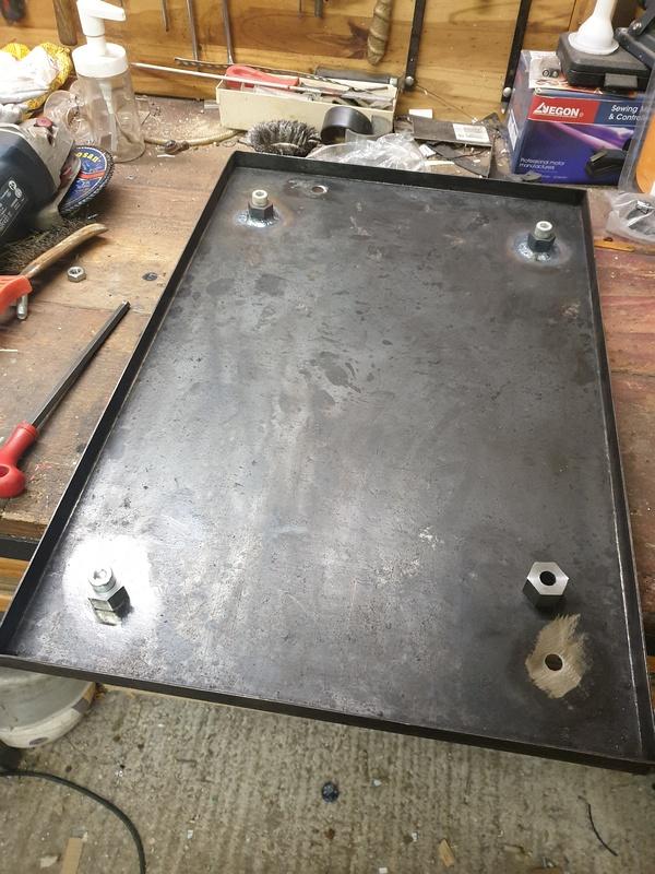 """Retrofit"" scie à ruban métal , type BS128 031"