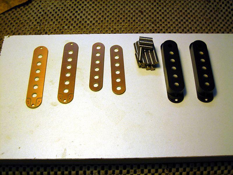 Fabrication d'une guitare Electrique : Terminée le 26/12/2014 - Page 3 006