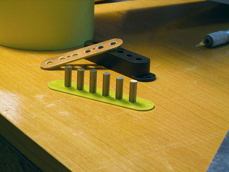 Fabrication d'une guitare Electrique : Terminée le 26/12/2014 - Page 3 008