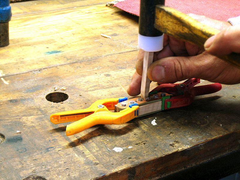 Fabrication d'une guitare Electrique : Terminée le 26/12/2014 - Page 3 009
