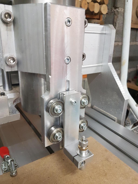 Découpes de stickers à la CNC (6040 inside) 08