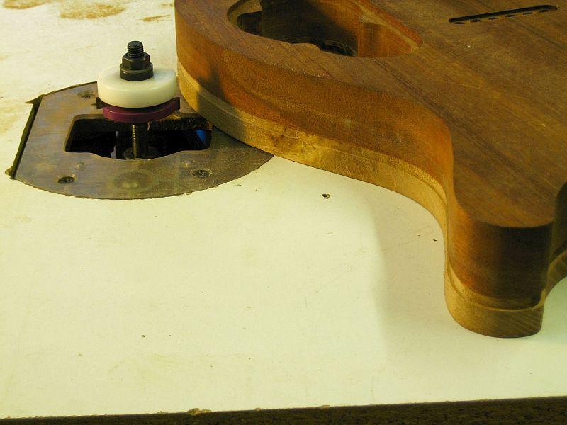 Fabrication d'une guitare Electrique : Terminée le 26/12/2014 - Page 2 160