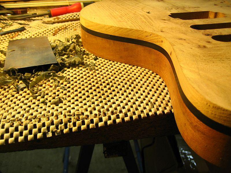 Fabrication d'une guitare Electrique : Terminée le 26/12/2014 - Page 2 167