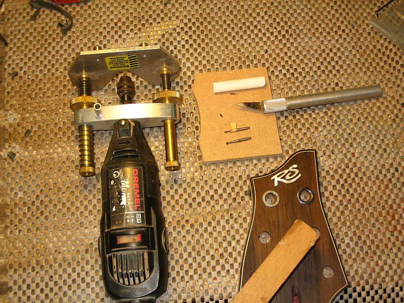 Fabrication d'une guitare Electrique : Terminée le 26/12/2014 - Page 3 179