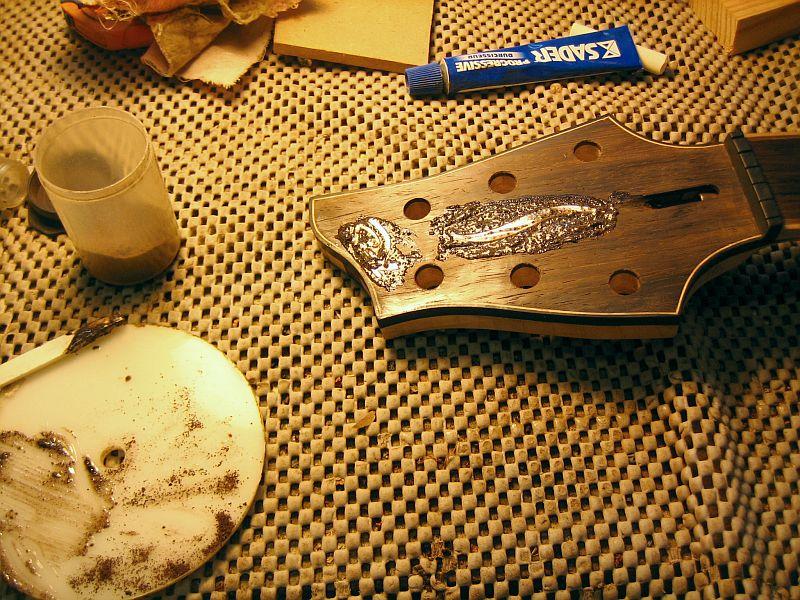 Fabrication d'une guitare Electrique : Terminée le 26/12/2014 - Page 3 186