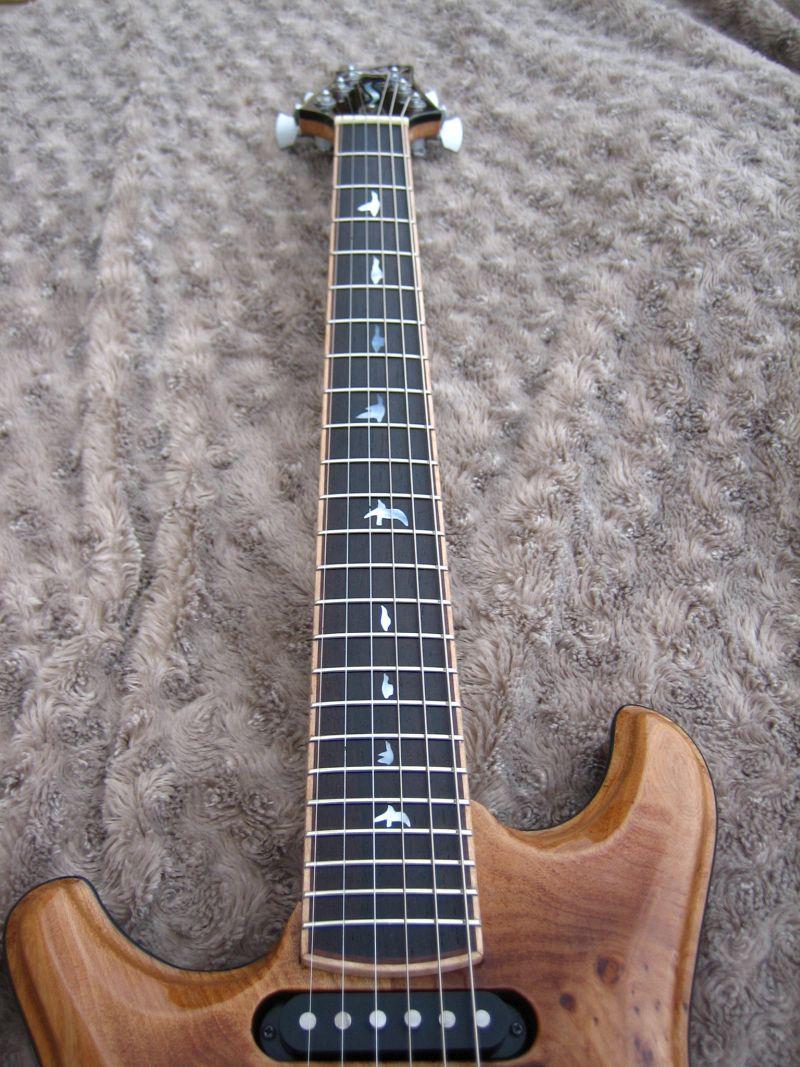 Fabrication d'une guitare Electrique : Terminée le 26/12/2014 - Page 4 230