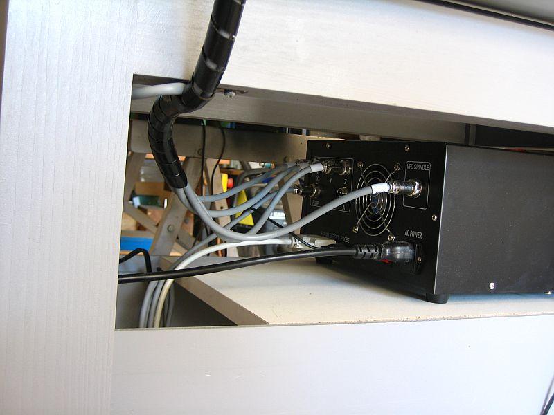 Une CNC de plus... La 6040 de Strib - Page 3 050