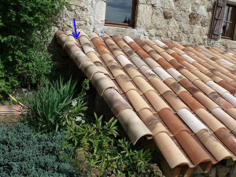 travaux toiture et realisation sas entre Dscf4530